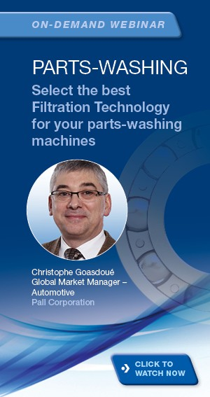 pall parts washing webinar